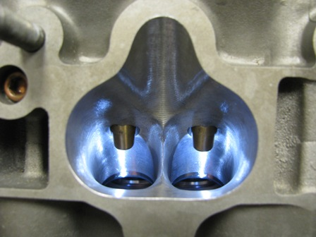 PERFORMANCE CNC - 5-Axis CNC Ported Racing Cylinder Heads